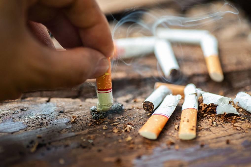 تاثیر سیگار بر HPV